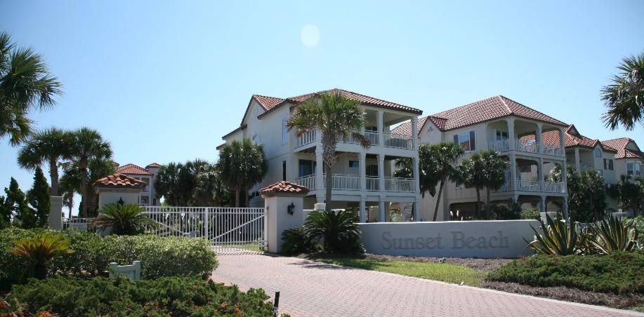 Vacation Rental on Sunset Beach St. George Island, FL