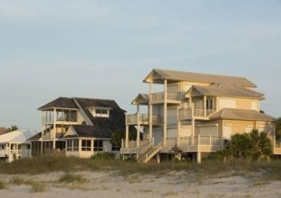 St. George Island vacation rentals